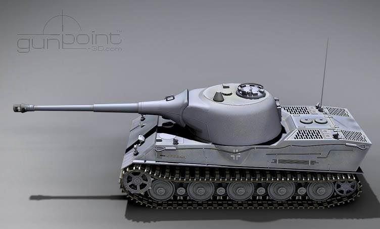 танк Lowe прем