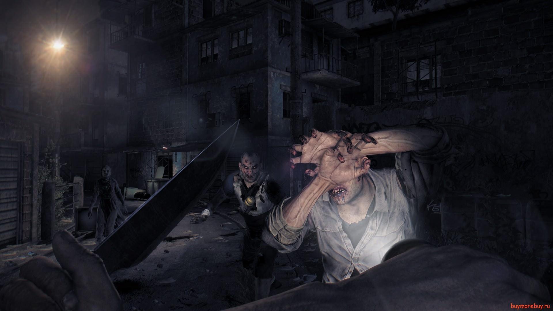 игра DYING LIGHT дата выходы скриншоты игры видео трейлер новости