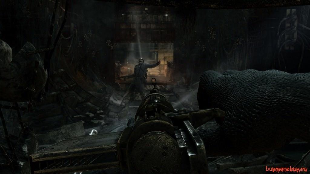 обзор игра metro last light