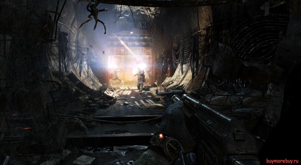 обзор игры метро ласт лайт