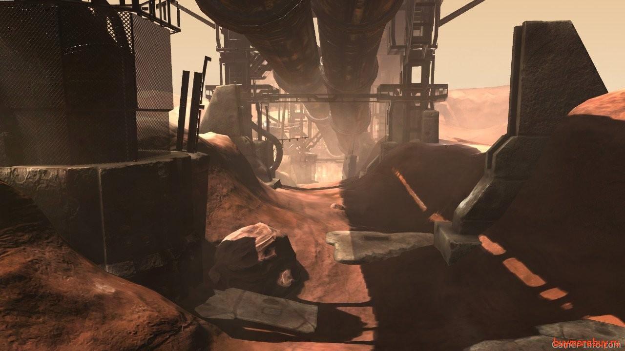 обзор игры MARS- WAR LOGS система боя