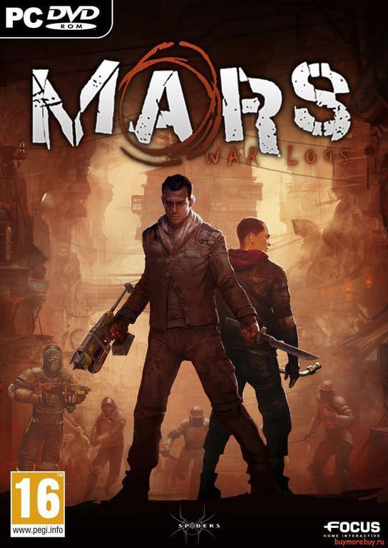 обзор игры MARS- WAR LOGS