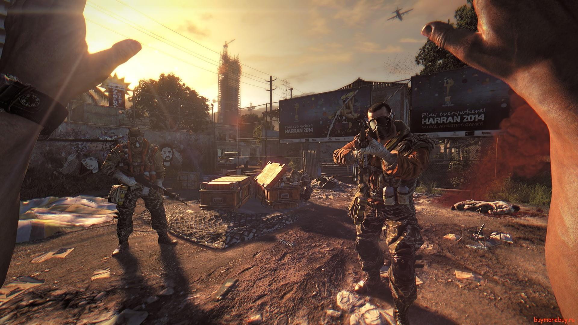 DYING LIGHT дата выходы скриншоты игры видео трейлер