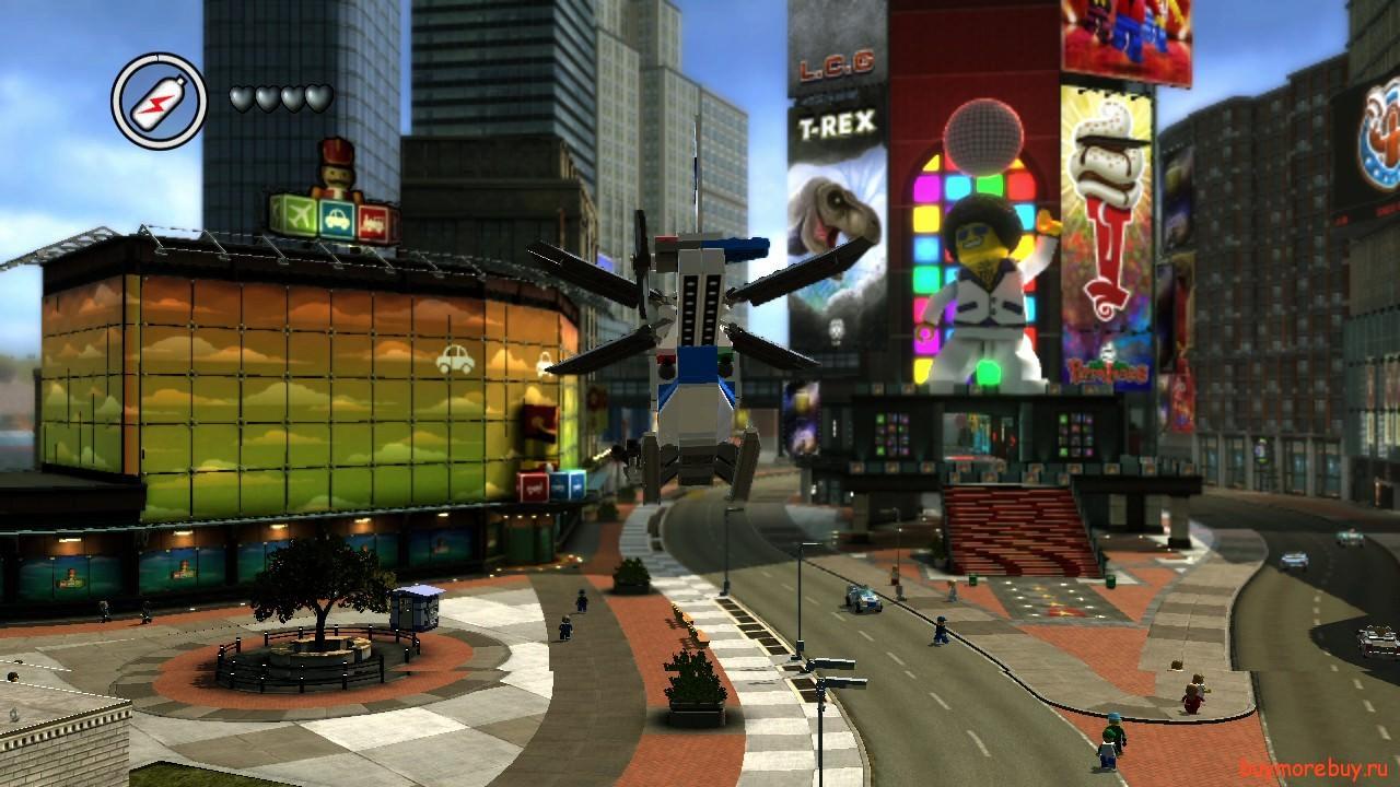 WiiU_LegoCity,обзор,дата выхода игры,купить