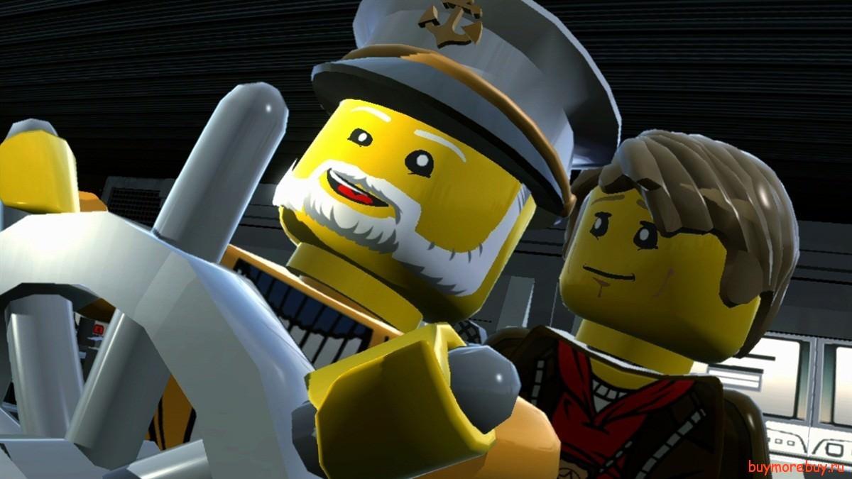 Игра lego city undercover,купить оналйн,обзор