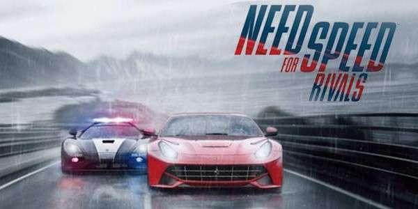 Новые скрины Need for Speed Rivals
