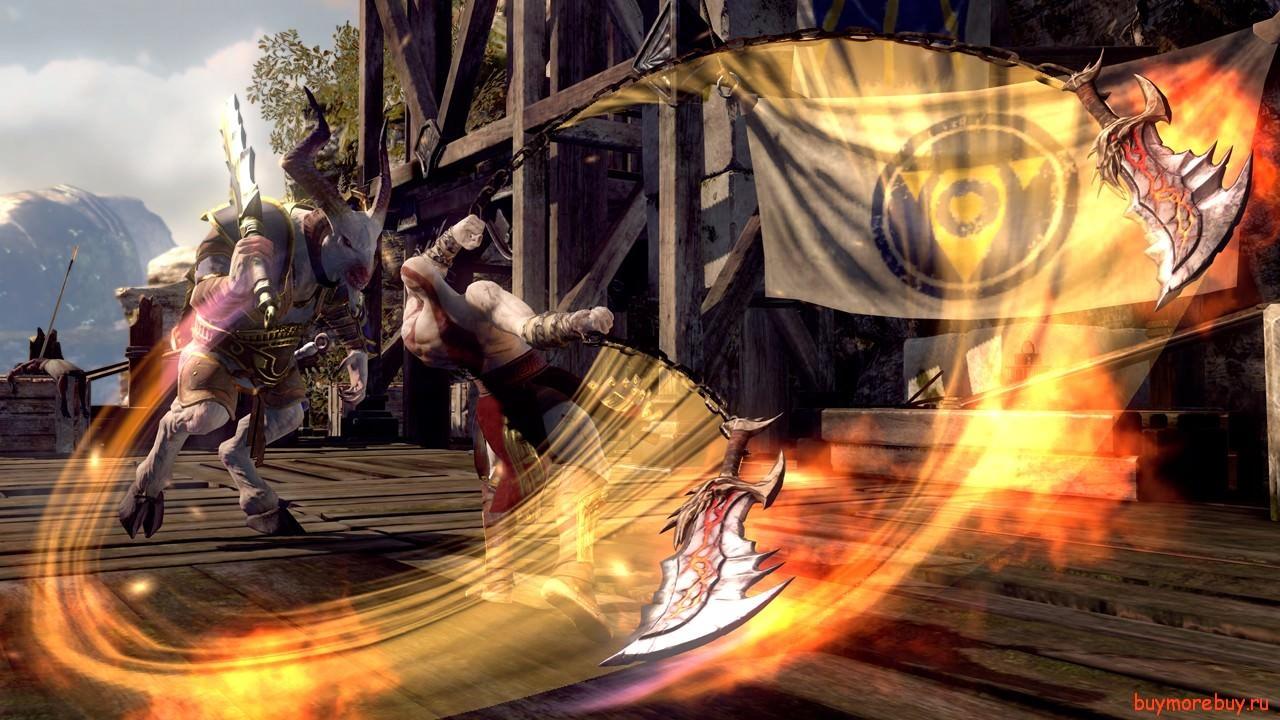 Обзор игры God of War Ascension,купить онлайн