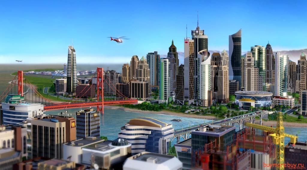 simcity 5 дата выхода игра новости обзор