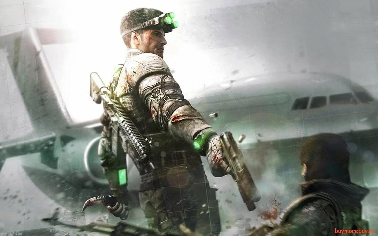 splinter cell blacklist-обзор игры,видео геймплей