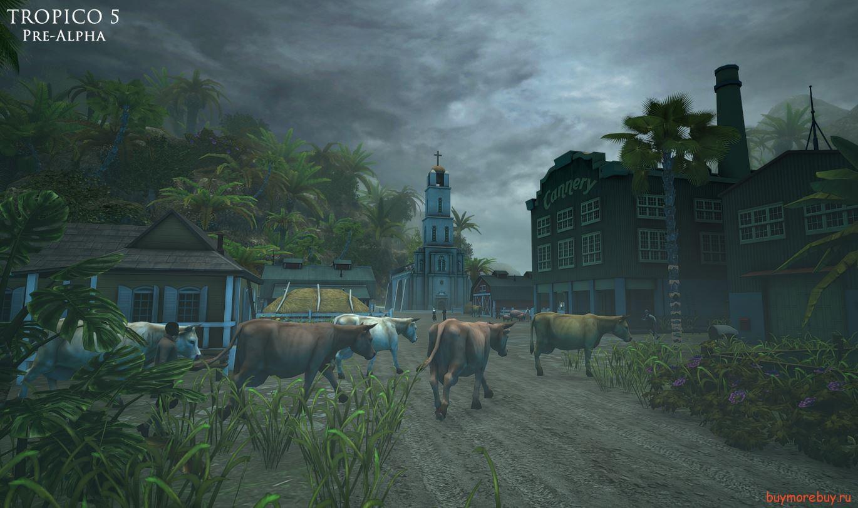 Tropico 5,дата выхода,новые скирншоты,подробности