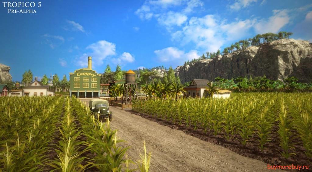 Tropico 5,дата выхода,новые скирншоты