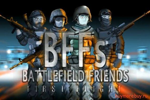 Battlefield Friends  Girl Gamer