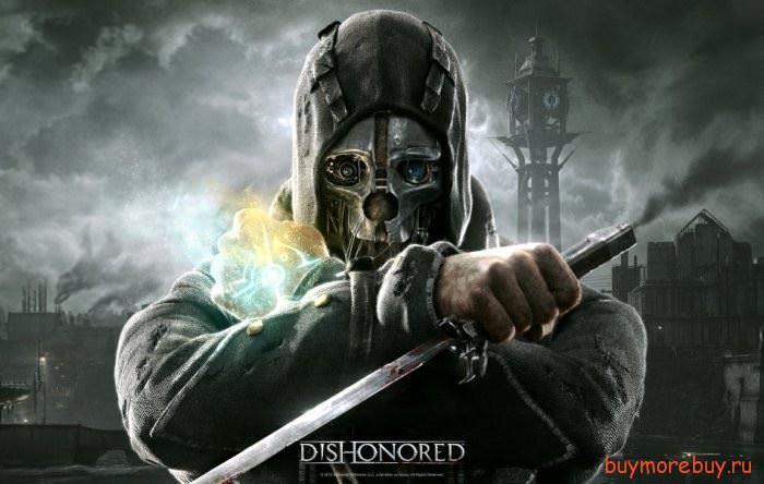 DISHONORED-gameplay последнего DLC