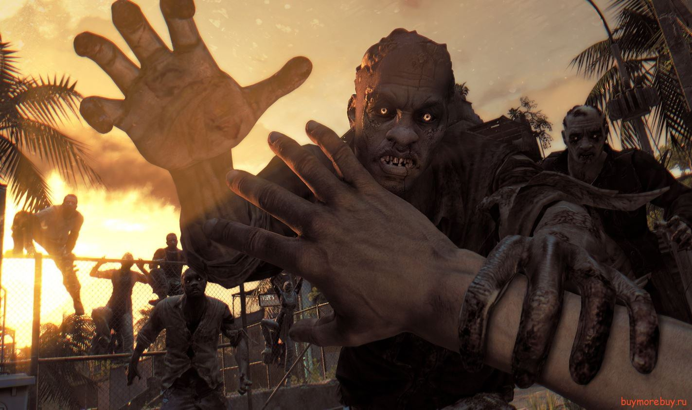Dying Light и режим Be the Zombie для пред заказа