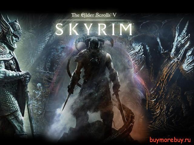 The Elder Scrolls V Skyrim -лучшая игра последнего поколения
