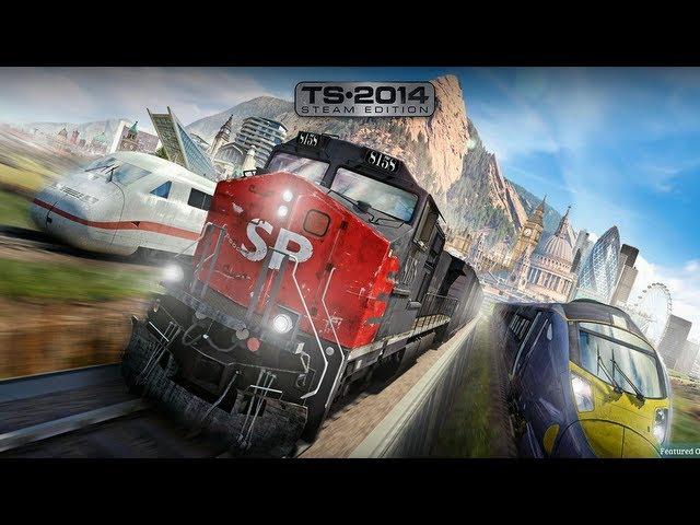 Train Simulator 2014,дата выхода