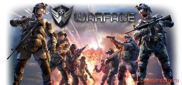 Warface на Xbox 360