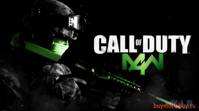 Modern Warfare 4 превратился в Call of Duty: Ghosts