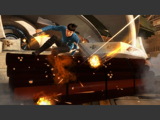Разочарование Джей Абрамса по поводу игры Star Trekа