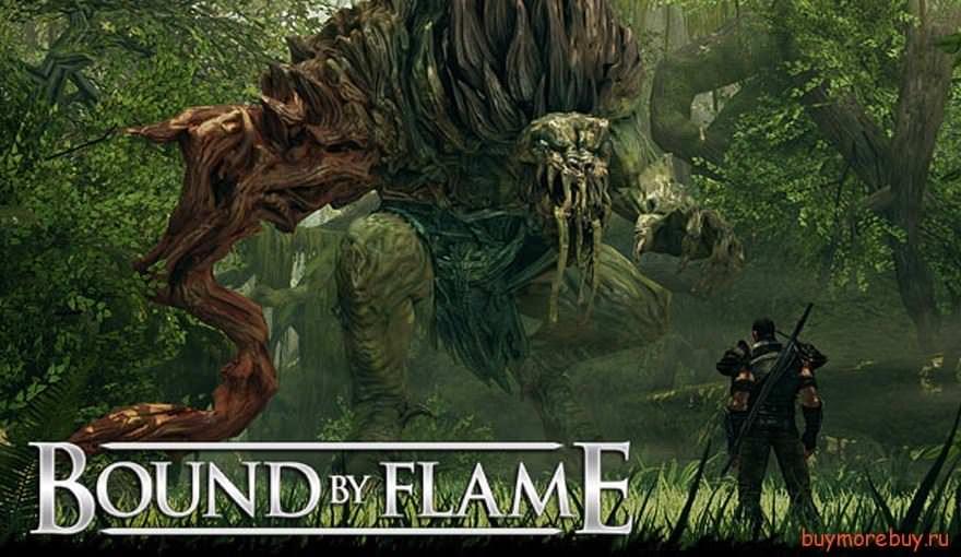 Свежие скрины Bound by Flame
