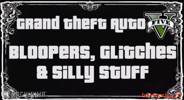 GTA 5 - Bloopers, Glitches, and Silly Stuff 1