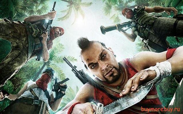 Идет работа над Far Cry 4