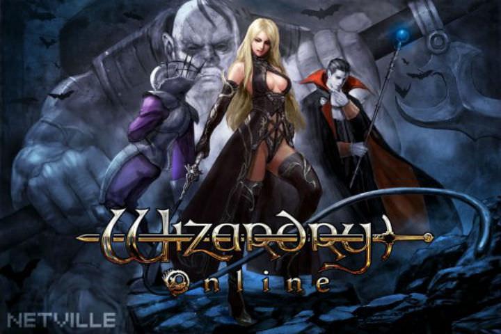 В Wizardry Online появилась новая локация