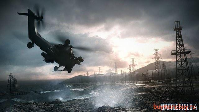 "Battlefield 4 обретет поддержку  ""Kinect"""