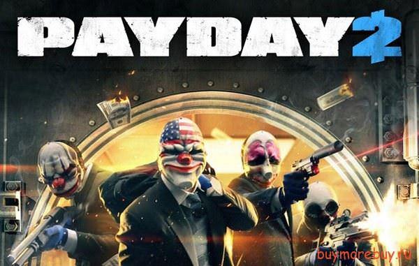 Payday 2 видеообзор игры