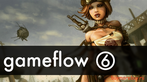 Gameflow #6 Snowflow