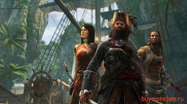 Старт продаж нового DLC к Assassin's Creed 4 -Black Flag