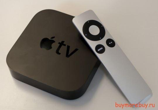 AppleTV-как консоль