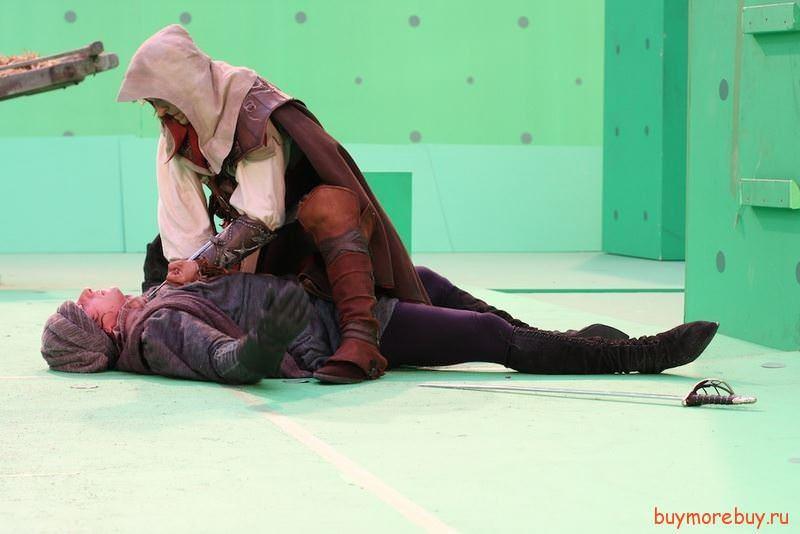 Assassin's Creed съемка фильма