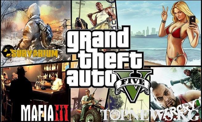 В 2014 году выйдет куча новых игр