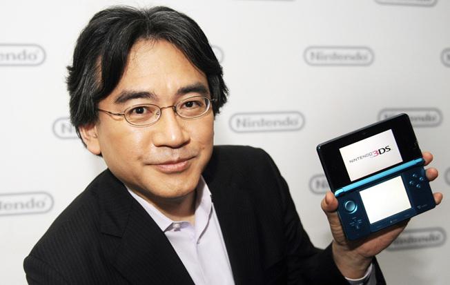 Сатору Ивата не собирается покидать пост президента Nintendo