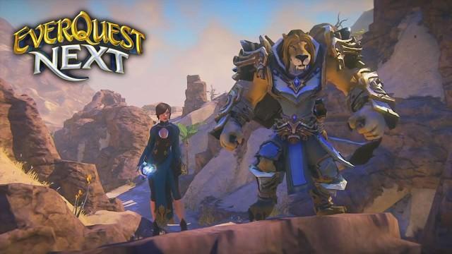 EverQuest Next Landmark, альфа-тестирование запущено