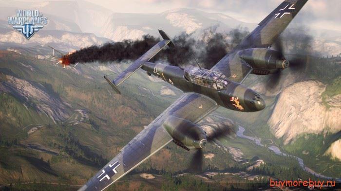 World of Warplanes получил свежее обновление