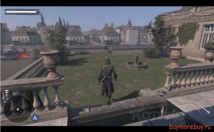 Assassin's Creed Unity  (4)