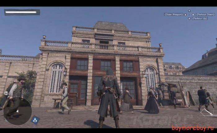 Assassin's Creed Unity  (5)