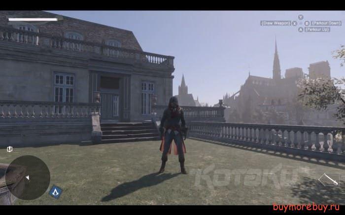 Assassin's Creed Unity  (6)