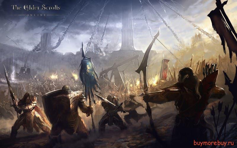 The Elder Scrolls купить золото