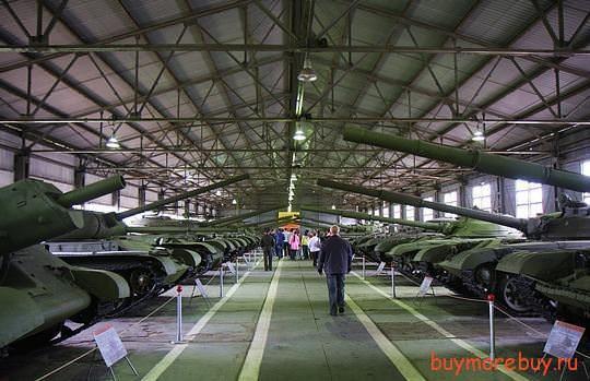 Wargaming поможет отреставрировать Кубинский бронетанковый музей