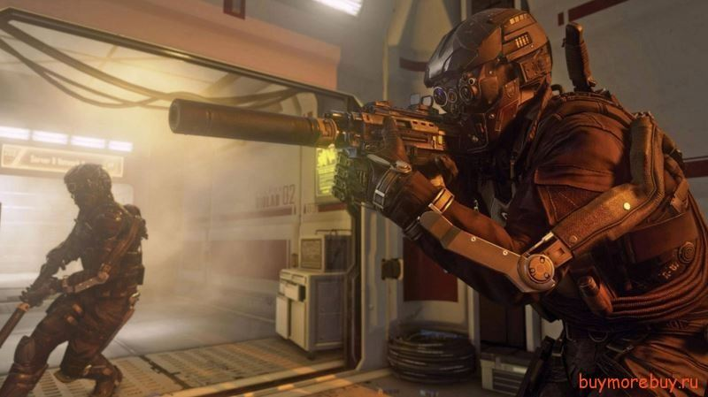 Call of Duty: Advanced Warfare,  каждому оружию своё звучание