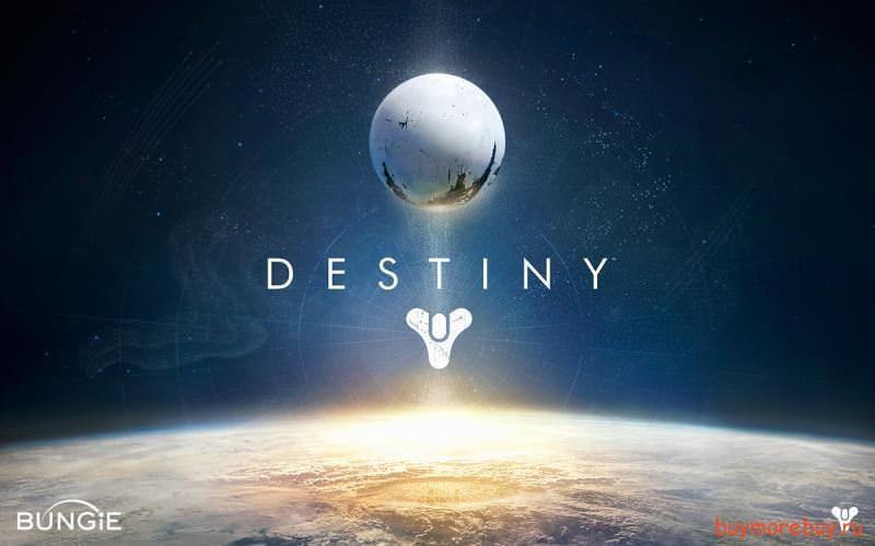 Играем в бета версию Destiny на PS4