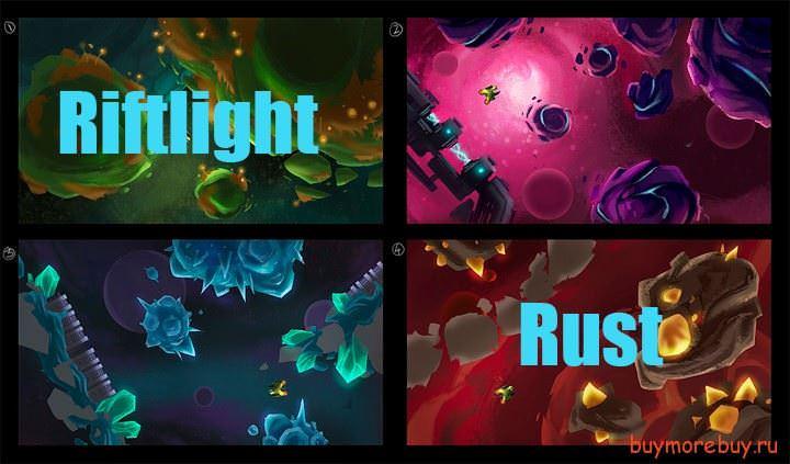 Riftlight от создателей Rust