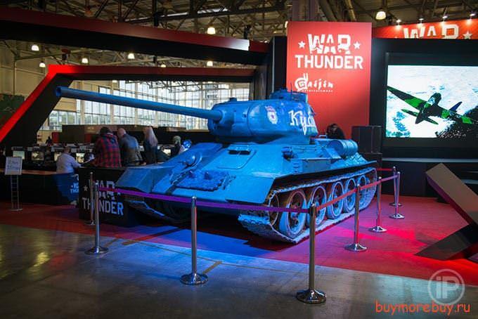 War Thunder-тсс парень, вторая башня на танк нужна?