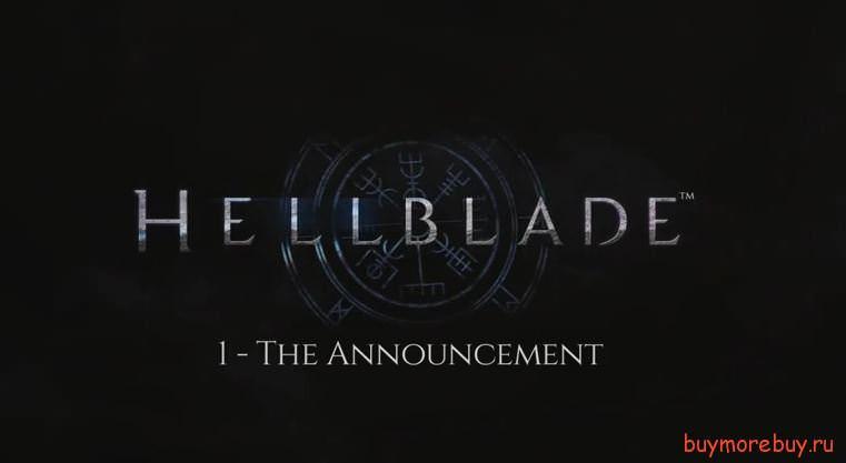 Hellblade — дневник разработчика