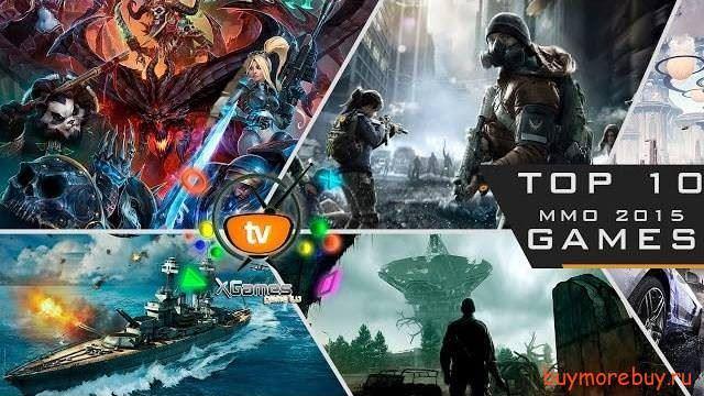 ТОП 10 MMO игр 2015