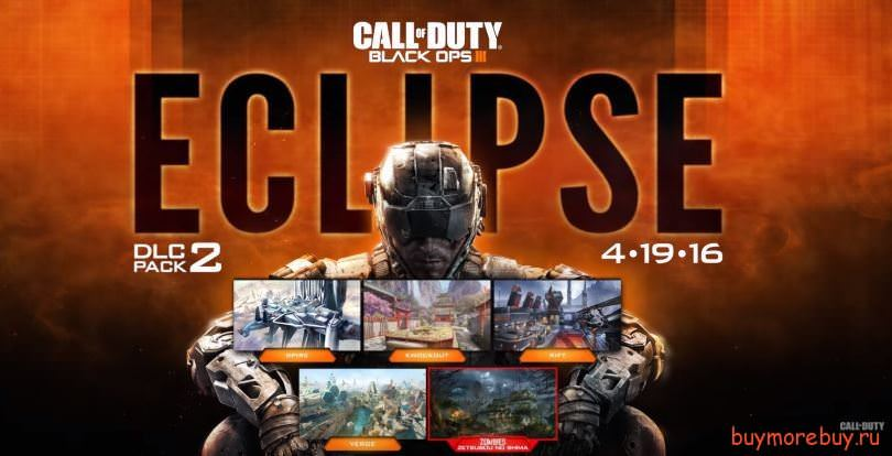 Call of Duty®: Black Ops III's Zombies saga