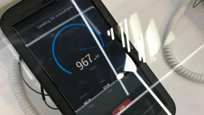 ZTE Gigabit Phone поддерживает скорость скачивания до 1 Гбит/с
